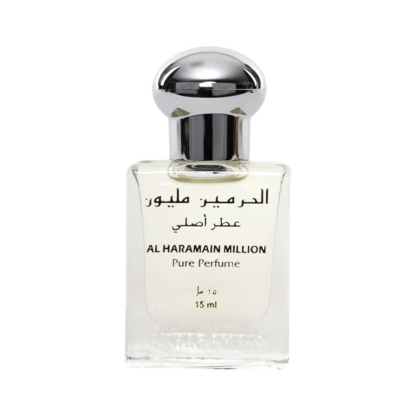 AL HARAMAIN Million Perfume Oil 15ml - Elite Perfumery