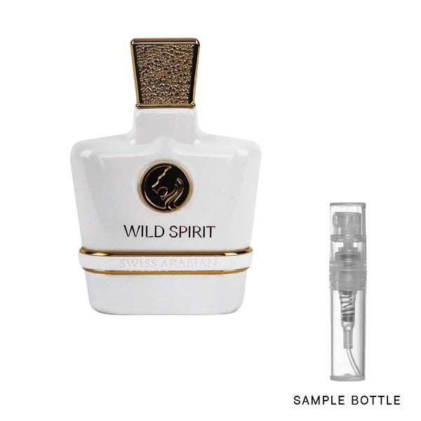 SWISS ARABIAN Wild Spirit Eau de Parfum Spray - Sample Vial