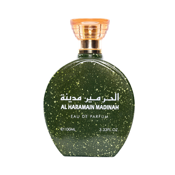 AL HARAMAIN Madinah Eau de Parfum Spray 100ml - Elite Perfumery