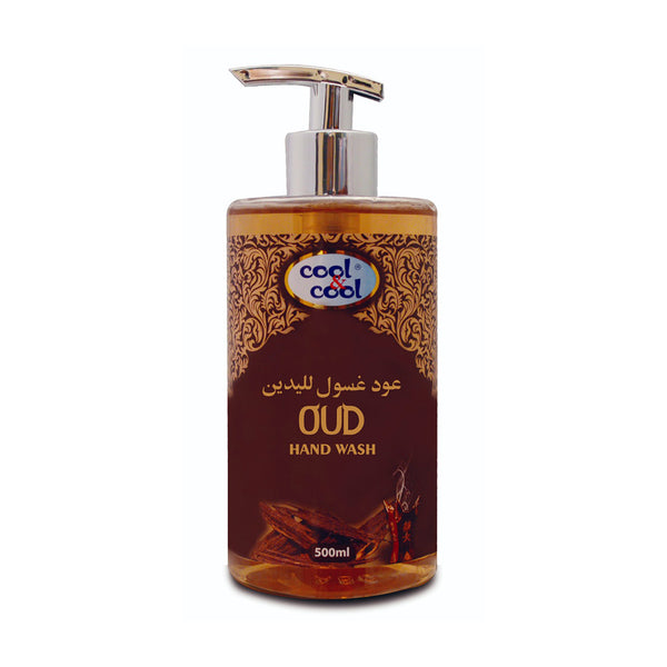 COOL & COOL Oud Hand Wash 500ml