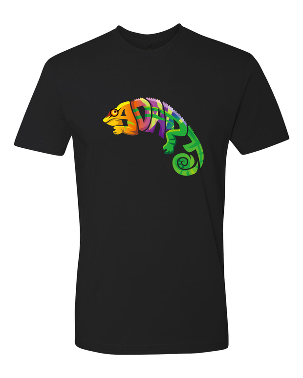Mens Adapt Chameleon Short Sleeve Tee