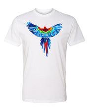 Mens Freedom Short Sleeve Tee