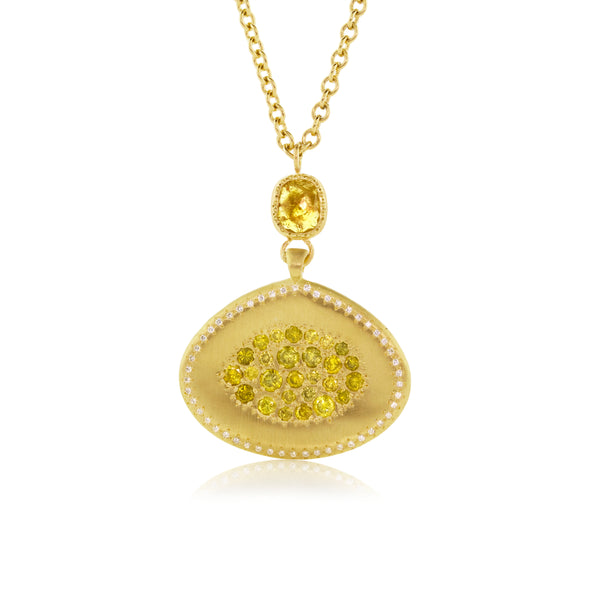 GOLDEN LIGHTS PENDANT
