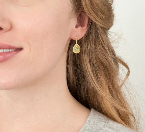 Tidal Drop Earrings