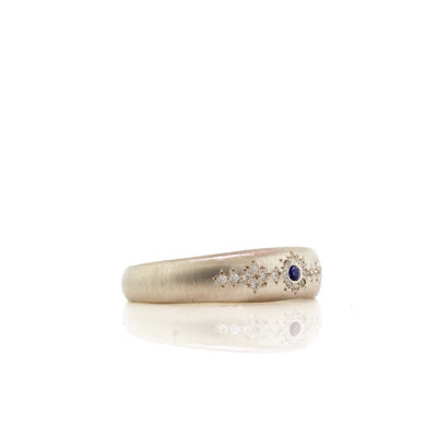 Tapered Shimmer Band
