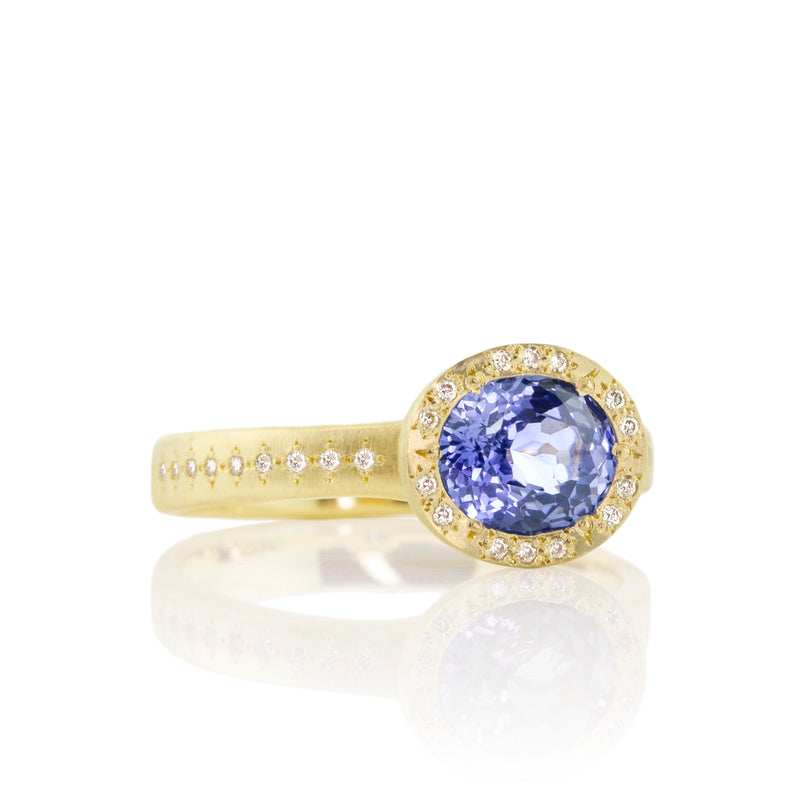 Oval Succession Ring