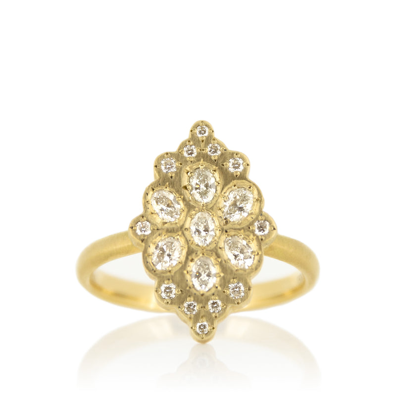 FLOWER OF LIGHT RING