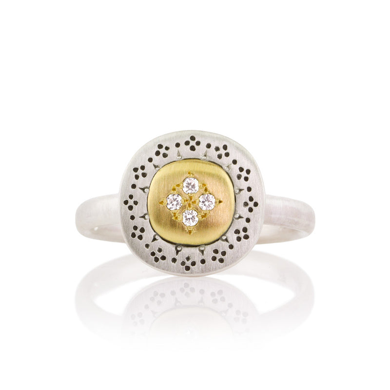 FOUR STAR HARMONY RING