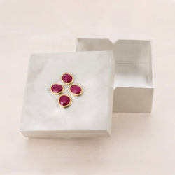 RUBY BEZEL PRECIOUS BOX