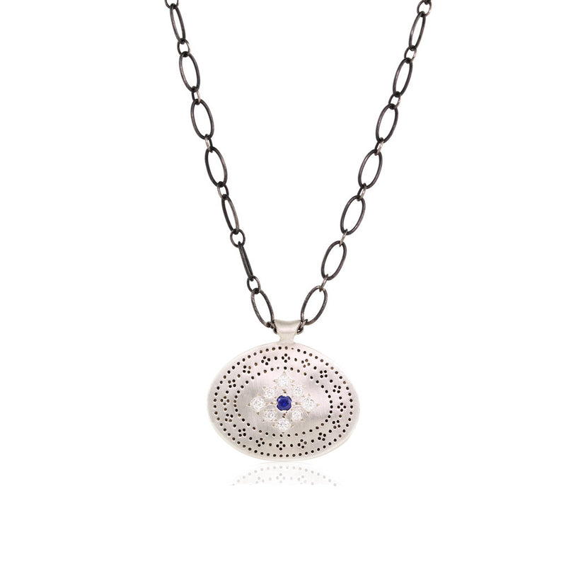 MEMORIES ELLIPSE PENDANT