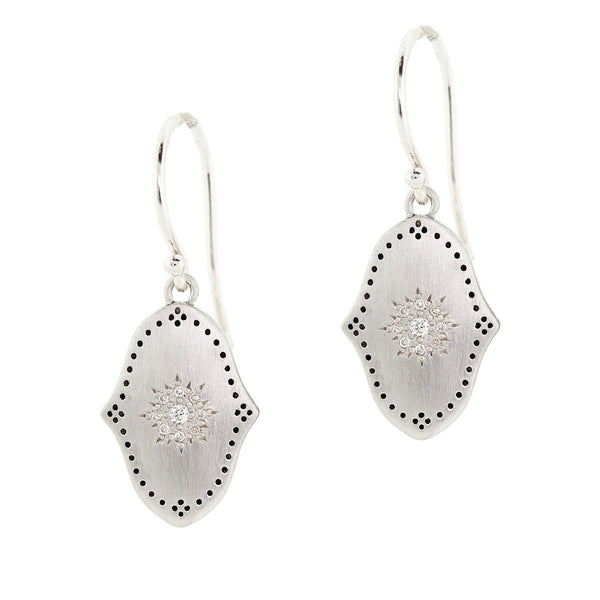 SILVER GRACE EARRINGS