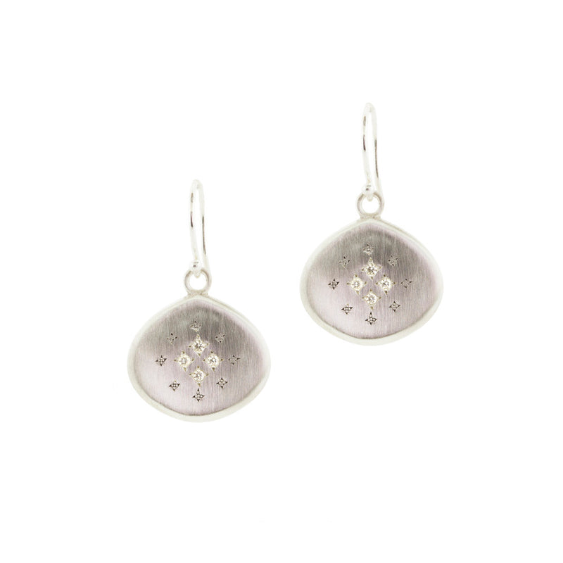 FOUR STAR SILVER LIGHTS EARRINGS