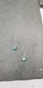 SWEET GEMS DROPS AVENTURINE EARRINGS