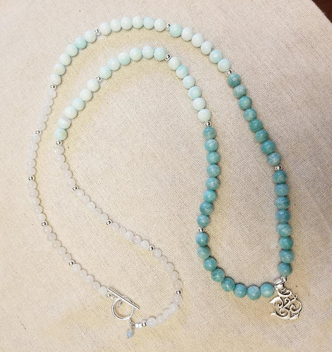 OM MALA INSPIRATION NECKLACE