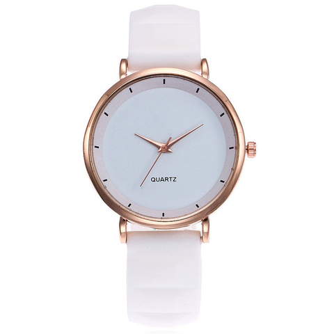 Vansvar Women's Jelly Watch