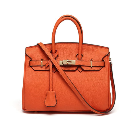 Bella Leather Handbag