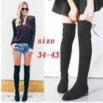 Cute Knee-High Winter Boots
