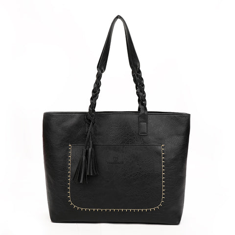 Versa Tote Leather
