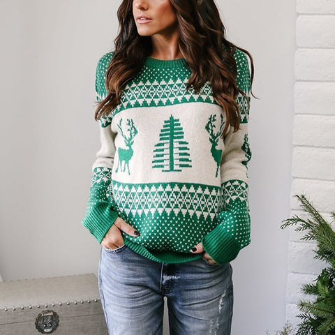 Green Ugly Sweater