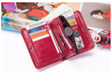 Contact Women's Genuine Leather Wallet/Purse
