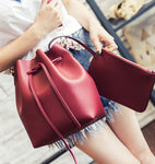 Daunavia Leather Bag