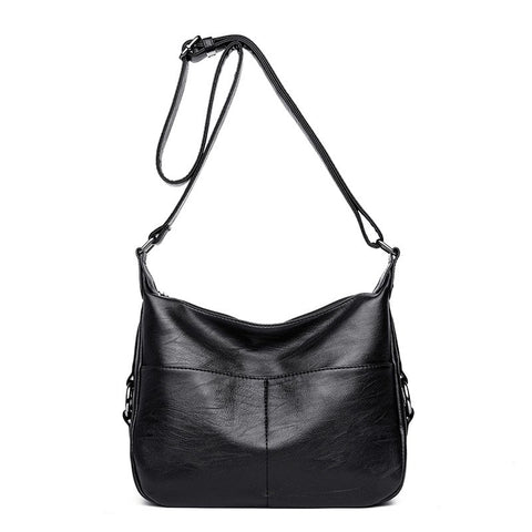 Vanderwah Women Leather Shoulder Bag
