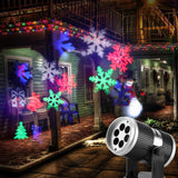 LED Christmas Laser Light