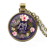 Jesus Paid It All Pendant