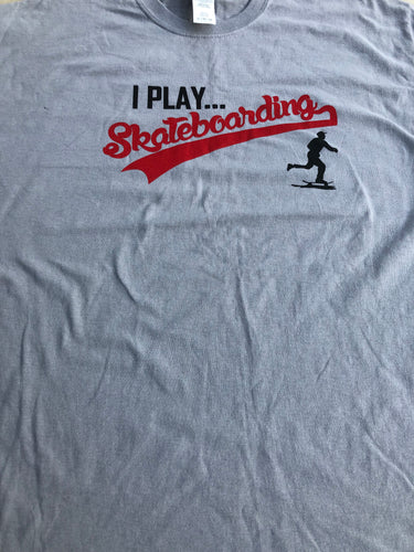 iplay tee in gray