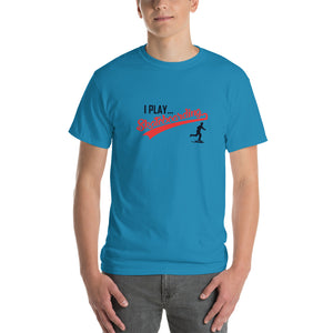 Short Sleeve iplay skateboarding tee
