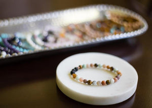 Be The Change Aromatherapy Bracelet
