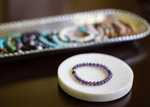 Centered (Simple) Aromatherapy Bracelet