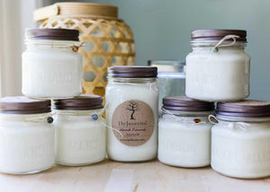 Crackling Campfire Soy Candles and Wax Melts