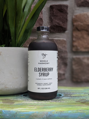Whole Harmony Elderberry Syrup - OUT OF STOCK
