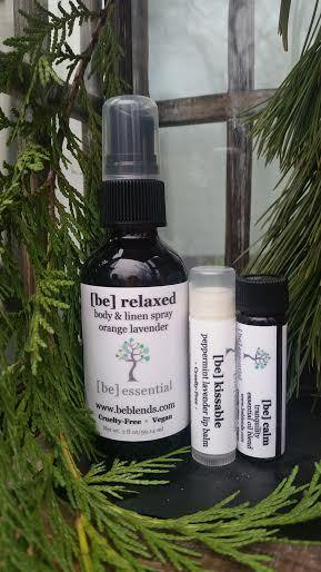 be calm Gift Set