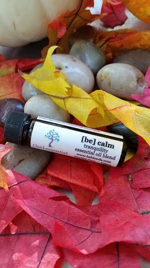 [be] calm tranquility essential oil blend
