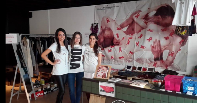 Designers Against Aids Stocksale