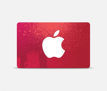 Apple Goes (RED)