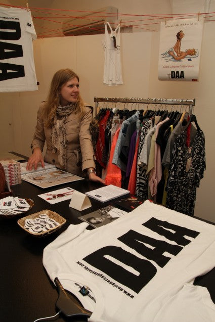 Dutch Fashion Fundraiser To Support DAA