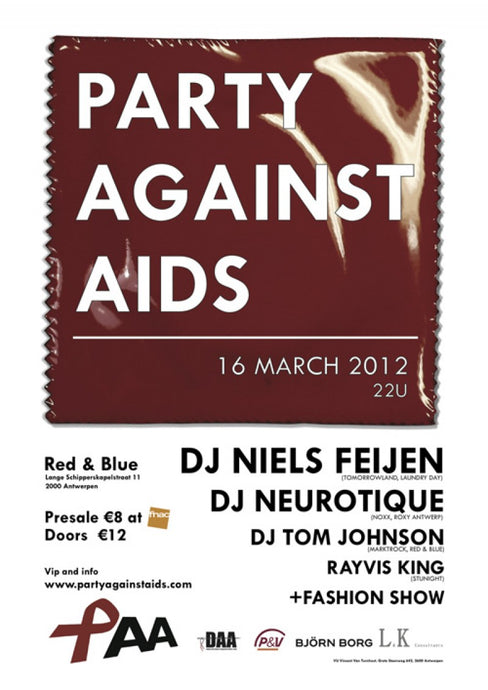 Party Against Aids !