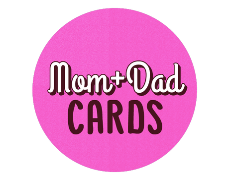 Cards for Mom & Dad