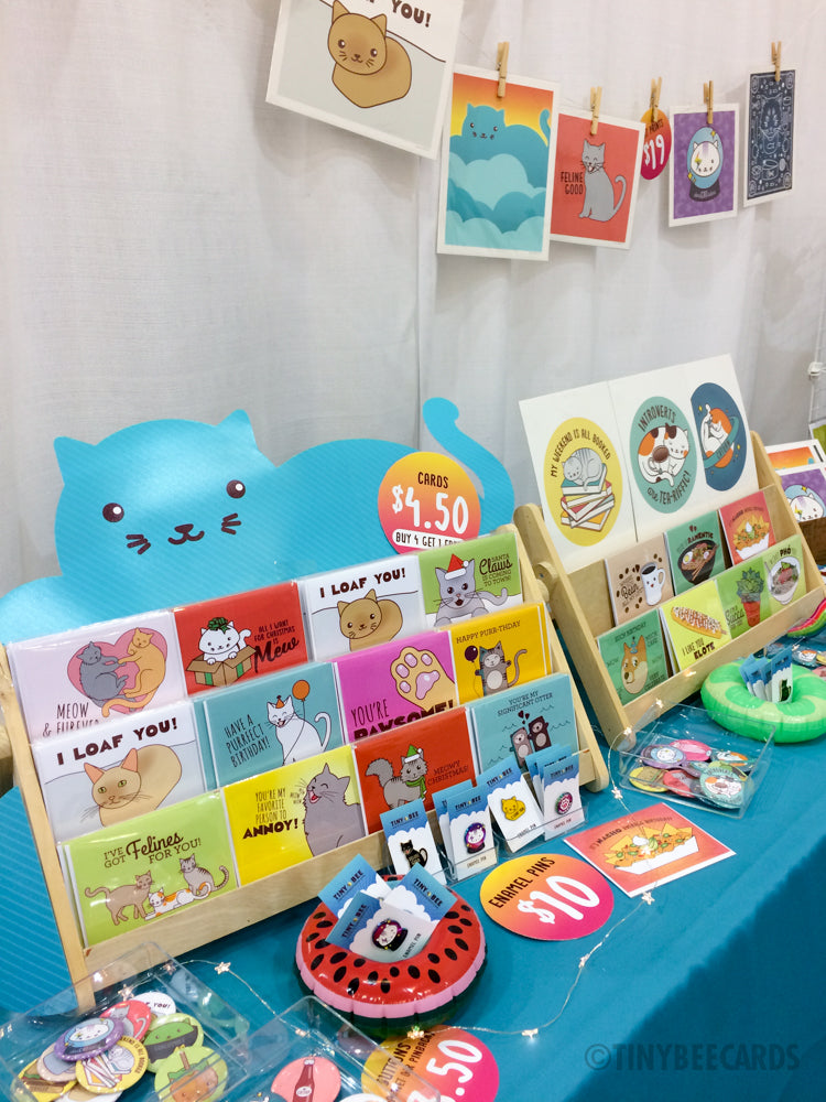 CatCon 2019 Booth