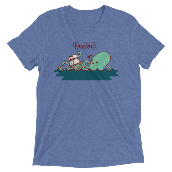 What's Kraken T-shirt-T-Shirt-TinyBeeCards