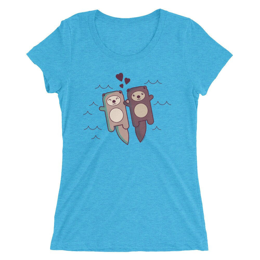 Significant Otter T-Shirt-T-Shirt-TinyBeeCards