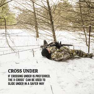 X-Cross Telescoping Fence Crosser