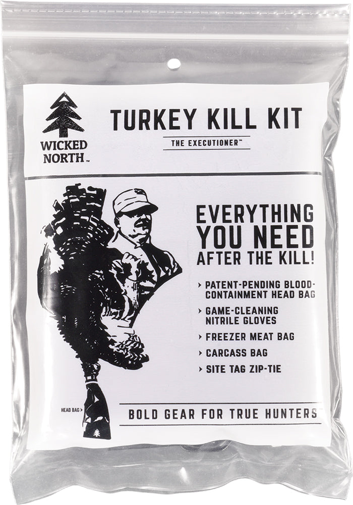 Turkey Game Cleaning Kit