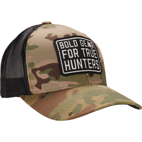 Multicam Retro Trucker Hat