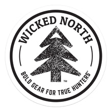 Load image into Gallery viewer, Free Wicked North Sticker