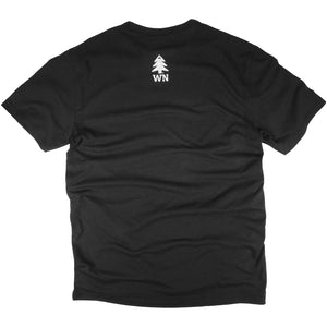 Fast Food Black Short Sleeve T-shirt