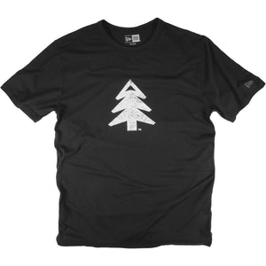 Wicked North Tree Black Short Sleeve T-Shirt